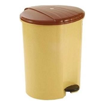 Plastik Pedallı Çöp Kovası 22 Lt
