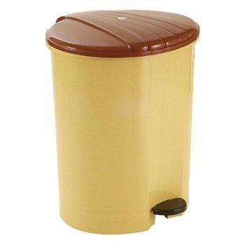 Plastik Pedallı Çöp Kovası 10 lt