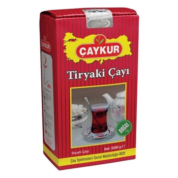 Çaykur Tiryaki Çayı Dökme 5000 gr