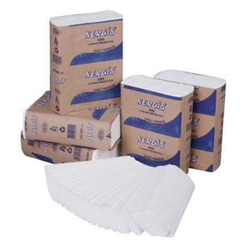 Eti Nergis Z Katlı Kağıt Havlu 22 x 23 cm 12'li Paket