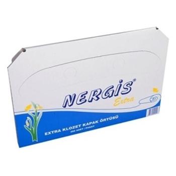Eti Nergis Klozet Kapak Örtüsü 250'li Paket