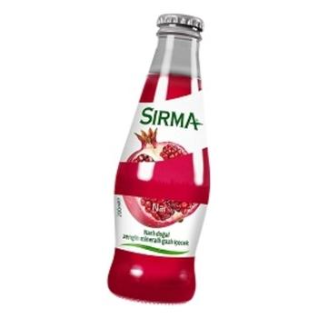 Sırma Vitaminli C-Plus Narlı Soda 24 lü