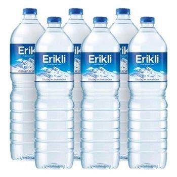 Erikli Su 1.5 lt 6'lı Paket