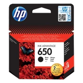 HP 650 CZ101AE Siyah Kartuş