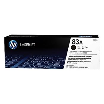 HP 83A CF283A Siyah Toner