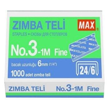 Max Zımba Teli No:3-1M 24/6