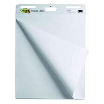 3M Post-it 559 Meeting Chart 63.5 cm x 77.4 cm 30 Yaprak x 2'li Paket