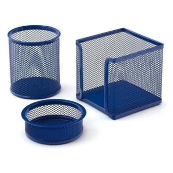 Mas 505 Perfore Üçlü Set Mavi