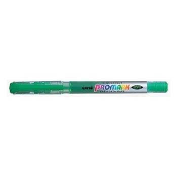 Uni-Ball Fosforlu Kalem Promark Eye USP-105 Yeşil
