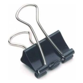 Kraf Metal Kıskaç 419G 19 mm 12'li Paket