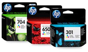 HP Kartuş kategorisi için resim