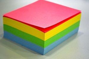Küp Not Kağıtları kategorisi için resim