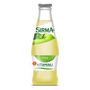 Sırma Soda C-Plus Elmalı Soda 200 ml 24'lü Paket