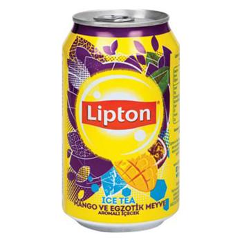 Lipton Ice Tea Mango 330 ml 24'lü