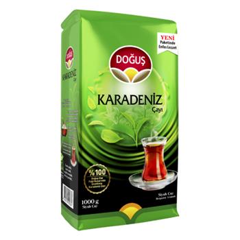 Doğuş Karadeniz Bergamot Aromalı Dökme Çay 1000 gr