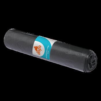Dispo Eko Endüstriyel Çöp Torbası Jumbo 80 cm X 110 cm Siyah 10 Adet