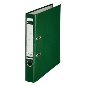 Leitz 1015 Plastik Klasör Dar Yeşil