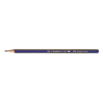 Faber-Castell 1221 Kurşun Kalem 4B