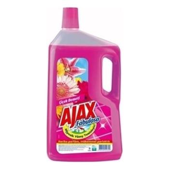 Ajax Fabuloso Yüzey Temizleyici Çiçek Demeti 2 lt