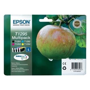 Epson T1295 4'lü Kartuş Seti
