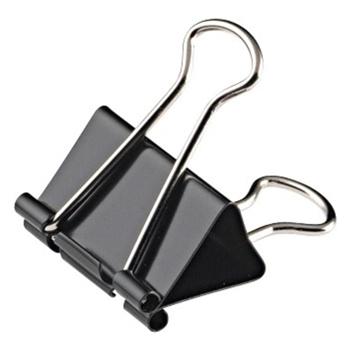 Kraf  Metal Kıskaç 441G 41 mm 12'li Paket