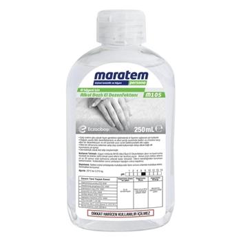 Maratem M105 Alkol Bazlı El Dezenfektanı 250 ml