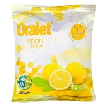 Oralet Toz İçecek Limon Aromalı 450 gr