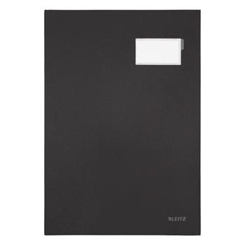 Leitz 5700 İmza Dosyası 20 Yaprak Siyah