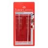 Faber Castell 1410 Kopya Kalemi Kırmızı 12 Adet