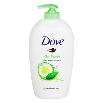 Dove Go Fresh Sıvı El Sabunu Salatalık ve Yeşil Çay Kokulu 500 ml