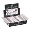 Faber Castell 7086 Silgi Beyaz 48'li Paket