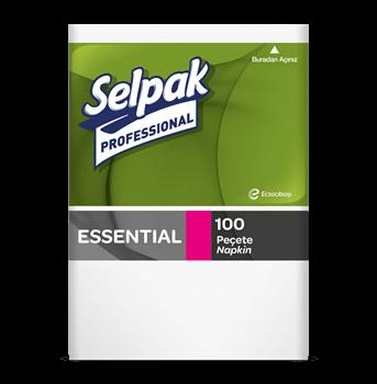 Selpak Essential Professional Peçete 100 Yaprak 32'li Paket