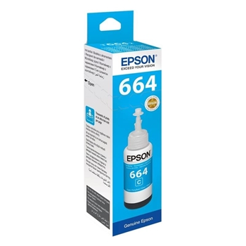 Epson T6642 Mavi (Cyan) Kartuş