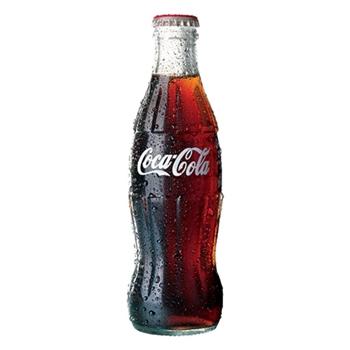 Coca Cola Cam Şişe 250 ml 24'lü Paket