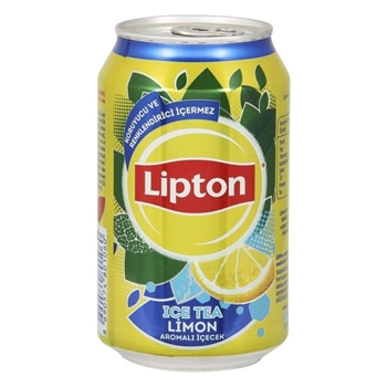 Lipton Ice Tea Limon 330 ml 24'lü Paket