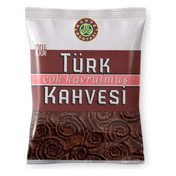 Kahve Dünyası Çok Kavrulmuş Türk Kahvesi 100 gr