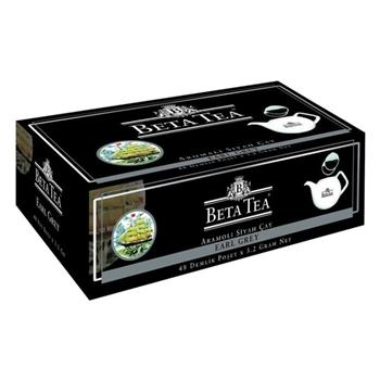 Beta Earl grey Bardak Poşet Çay 100'lü