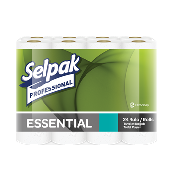 Selpak Professional Essential Tuvalet Kağıdı 24'lü Paket