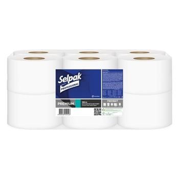 Selpak Professional İçten Çekmeli Tuvalet Kağıdı 120 m 12'li paket