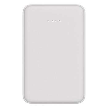 Dexim DAKSP0013-W  10.000 mAh Rubber Powerbank  Beyaz