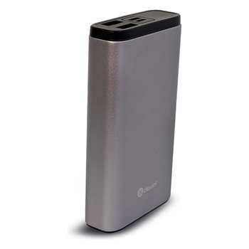 Dexim DCA0011 10000 mAh Powerbank Metal