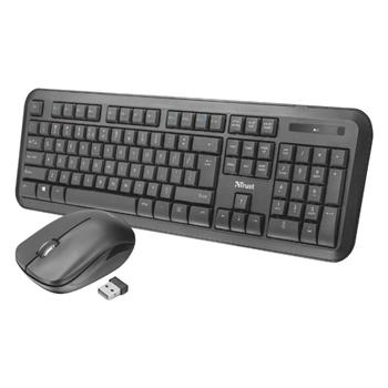 Trust 22984 Nova Kablosuz Klavye ve Mouse Seti