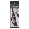 Faber Castell 1425 Tükenmez Kalem 0.7 mm İğne Uçlu Siyah 10 adet