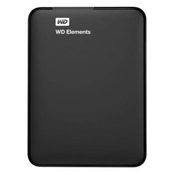 "Western Digital Elements 1 TB 2.5"" USB 3.0 Taşınabilir Disk WDBUZG0010BBK-EESN"