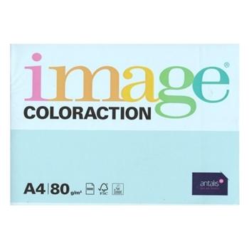 Image Coloraction A4 Fotokopi Kağıdı 80 gr Açık Mavi 1 Paket (500 Sayfa)