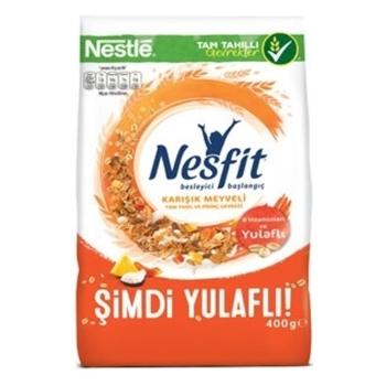 Nestle Nesfit Karışık Meyveli Kahvaltılık Gevrek 400 gr