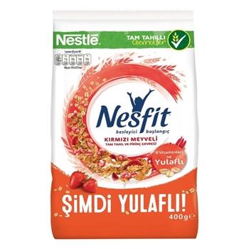 Nestle Nesfit Kırmızı Meyveler Kahvaltılık Gevrek 400 gr