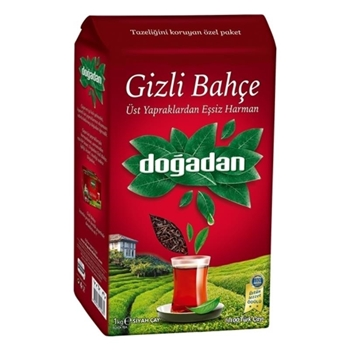 Doğadan Gizli Bahçe Dökme Çay 1000 gr