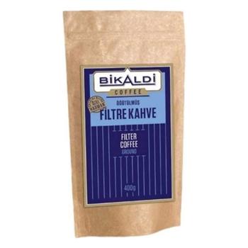Bikaldi Kahve Dünyası Filtre Kahve 400 gr