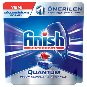 Finish Quantum Bulaşık Makinesi Tableti 60'lı Paket